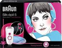 Braun Silk-epil 5 5187 Music Edition