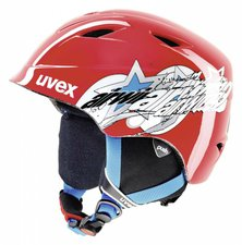 Uvex Airwing 2 red star