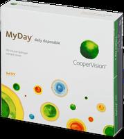 CooperVision MyDay -0,50 (90 Stk.)