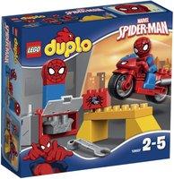 LEGO Duplo Spider-Man Motorrad-Werkstatt (10607)