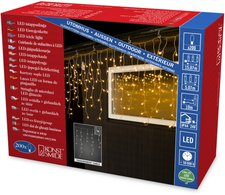 Konstsmide LED Eisregen Lichtervorhang (3672-103)