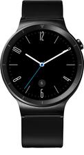 Huawei Watch Active mit Lederarmband schwarz