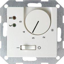 Gira System 55 RTR + Sensor FB reinweiß matt