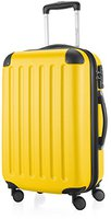 Hauptstadtkoffer Spree Spinner 55 cm yellow