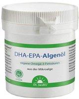Dr. Jacobs DHA-EPA Algenöl vegan Kapseln (60 Stk.)