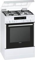 Siemens HX745225, Gas-Kombi-Standherd