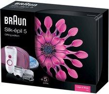 Braun Silk-épil 5 5280 Legs & Body Premium Pack