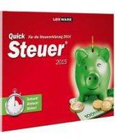Lexware QuickSteuer Deluxe 2016 (FFP)