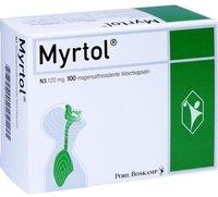 Pohl-Boskamp Myrtol magensaftresistente Weichkapseln (100 Stk.)