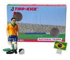Tipp-Kick Star-Kicker Brasilien in Torwandbox