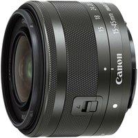 Canon EF-M 15-45mm f3.5-6.3 IS STM schwarz