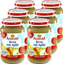 Alnatura Birne mit Apfel