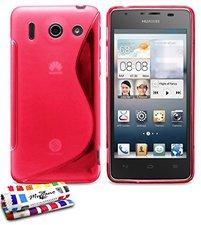 Muzzano Cover S (Huawei G510) Pink