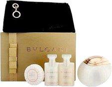 Bulgari / Bvlgari Aqva Divina Gift Set (EdT 65 ml + BL 40 ml + SG 40 ml + soap 50 gr + BB)