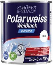 Schöner Wohnen DurAcryl Professional Weißlack glänzend 750 ml
