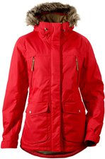 Didriksons Covert Women Jacket red