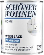 Schöner Wohnen DurAcryl Weißlack glänzend 750 ml