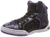 Geox Jr Ayko (J5401A) black/violet