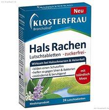 Klosterfrau Broncholind Hals Rachen Lutschtabletten (24 Stk.)