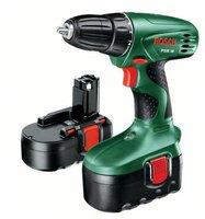 Bosch PSR 18 mit 2 Akkus (0 603 955 301)