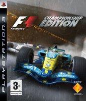 Formula One: Championship Edition (PS3)