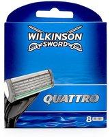 Wilkinson Quattro Rasierklingen (8er)