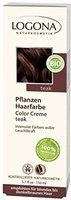 Logona Pflanzen-Haarfarbe Color Creme Teak (150 g)