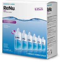 Bausch & Lomb ReNu Multi-Purpose 6-Monats-Pack (6 x 240 ml)