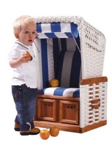 SONNENPARTNER Mini-Spezial Strandkorb für Kinder