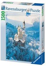 Ravensburger Schloss Neuschwanstein im Winter