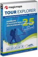 MagicMaps Tour Explorer Hamburg / Schleswig Holstein / Mecklenburg-Vorpommern