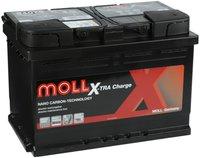MOLL M3 plus K2 Doppeldeckel 12V 75Ah (83075)