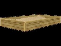 Karibu Sandkasten Gernegroß kdi
