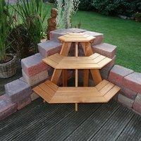 Promex Gartenideen Blumenleiter Eckelement (353/13)