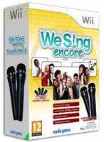 We Sing Vol. 2 + Mikrofone (Wii)