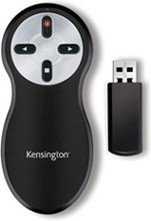 Kensington K33373EU Wireless Presenter mit Laser Pointer