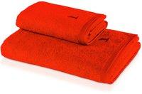 Möve Superwuschel Handtuch orange (60 x 110 cm)