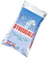 Weco Naturstein Streusalz 25 kg (Beutel)