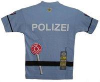 Kid's Shirt Polizei T-Shirt blau