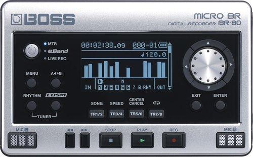 Boss Musikinstrumente BR-80