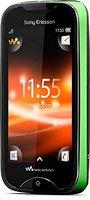 Sony Ericsson Mix Walkman Black-Green Band ohne Vertrag