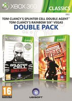 Rainbow Six: Vegas + Splinter Cell: Double Agent - Double Pack (Xbox 360)