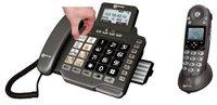 Geemarc Telecom Amplidect 355 Combo