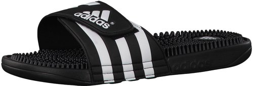 pretty nice 71c84 750bc Adidas Adissage blackwhite (078260)