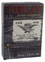 Replay Jeans Original for Him Eau de Toilette (50 ml)