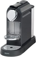 Krups Nespresso New CitiZ XN 720T Titan