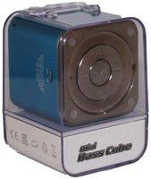 Jay-tech Mini Bass Cube SA101 blau