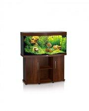 Juwel Aquarium Vision 260 mit Unterschrank - Dunkelbraun