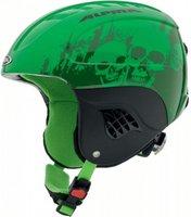 Alpina Eyewear Carat green skull