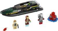 LEGO Super Heroes - Iron Man Extremis Speedboot-Einsatz (76006)